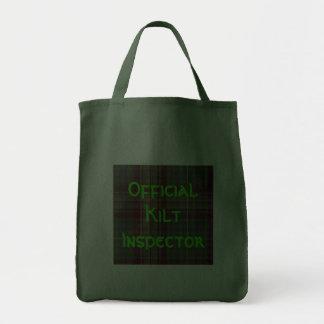 """Official Kilt Inspector"" Bags"