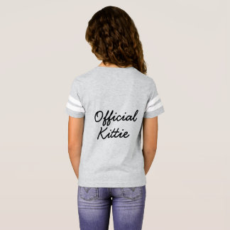 Official kittie shirt