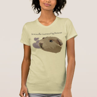 Official Knoxville Guinea Pig Rescue T-Shirt