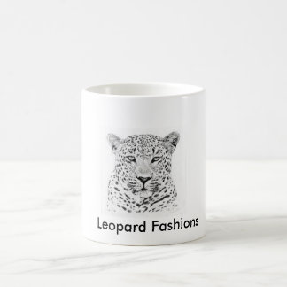 Official Leopard Fashions Mug