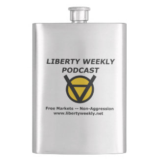 Official Liberty Weekly Flask
