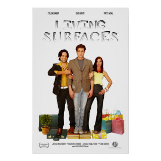 Official Living Surfaces Movie Poster