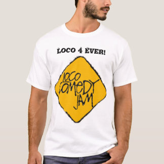 Official Loco Comedy Jam TShirt