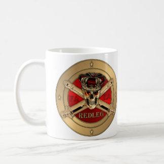 Official Logo Redleg - FA Enlisted Alumni Coffee Mug