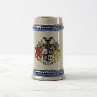 Official Magnificent Gentlemen's Society Beer Stei Beer Stein