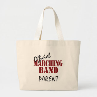 Official Marching Band Parent Tote Bags