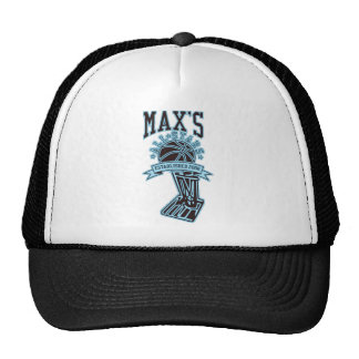 Official Max's All Stars Trucker Hat 2