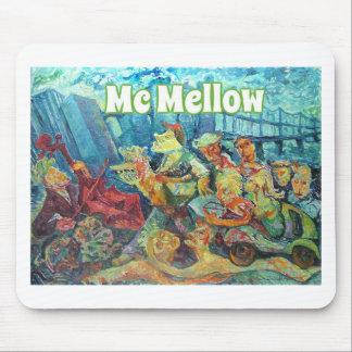 Official Mc Mellow logo merchandise Mouse Pad