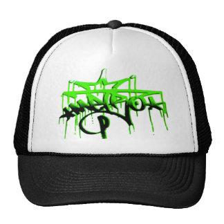 official METRO ONE GRAFFITI LEGEND signature hat