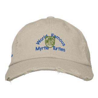 Official Myrtle Turtle Golf Hat
