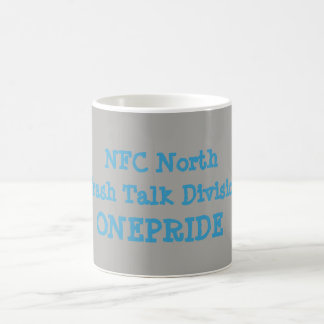 "Official NFC North ""Trash Talk Division"" Mug"