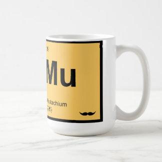 Official NLMD Mustachium mug