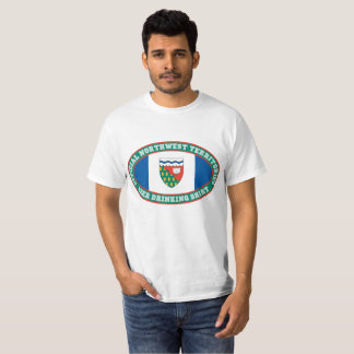 OFFICIAL NORTHWEST TERRITORIES BEER DRINKING SHIRT