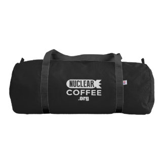 Official Nuclearcoffee duffel bag! Gym Bag