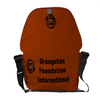 Official OFI Logo Messenger Bag