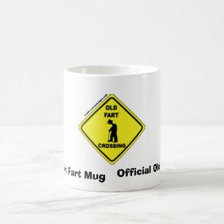 Official Old Fart Mug
