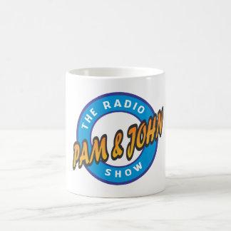 Official Pam & John Radio Show Coffee Mug