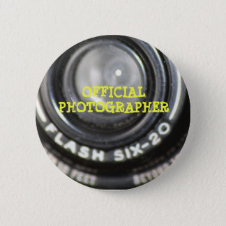 Official Photographer Pin