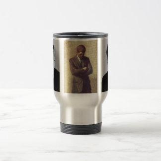 Official Portrait John F. Kennedy Travel Mug