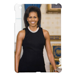 Official Portrait of First Lady Michelle Obama Case For The iPad Mini