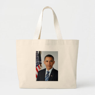 Official Portrait of president Barack Obama Bags