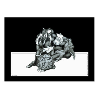 Official Powergamer (d20) Large Business Card