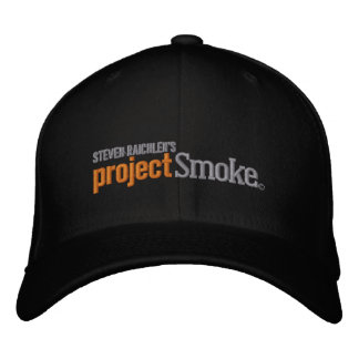 Official Project Smoke Baseball Hat Embroidered Hat