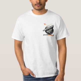 Official PushBoarders NYC Broadway Bomb 2011 T-Shirt