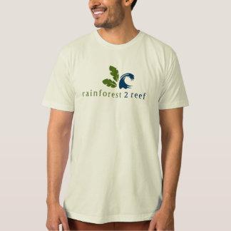 Official Rainforest2Reef T-shirt
