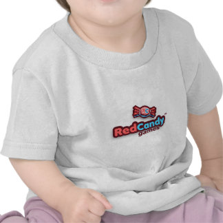 Official RedCandy Games Swag Tee Shirts