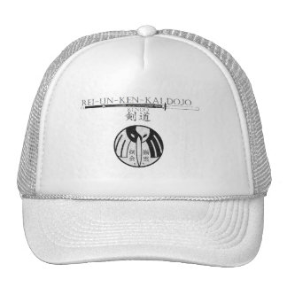 Official REI-NU KENKAI martial art Adjustable Hat