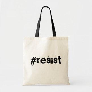 Official #RESIST Tote Bag (Natural)
