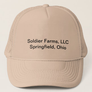 Official Soldier Farms, LLC cap