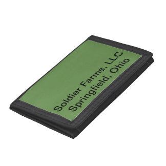 Official Soldier Farms, LLC wallet