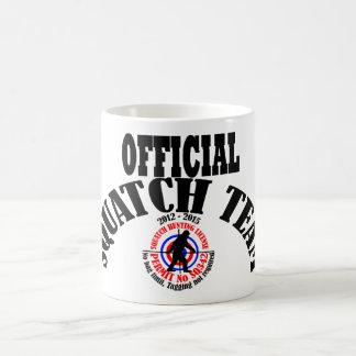 Official squatch team coffee mug