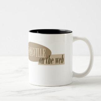 Official Stevensville On The Web mug
