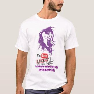Official t-shirt 2ª generation