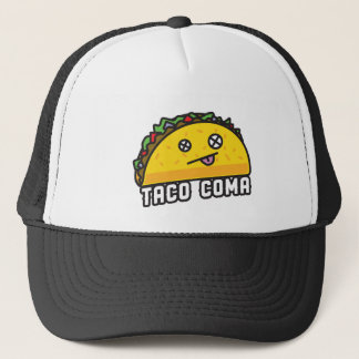 Official Taco Coma Design Hat