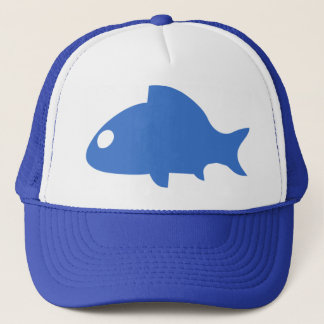 official TEAM:BLUE ANGLERS hat