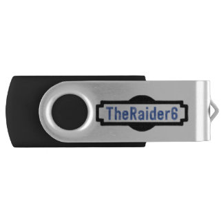 Official Theraider6 USB Flash drive