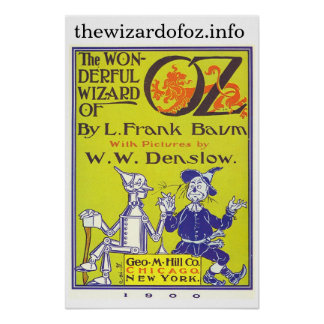 Official thewizardofoz.info Poster