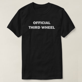Official Third Wheel Tee