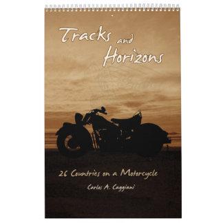 Official Tracks and Horizons Calendar