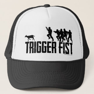 Official Trigger Fist Trucker Hat