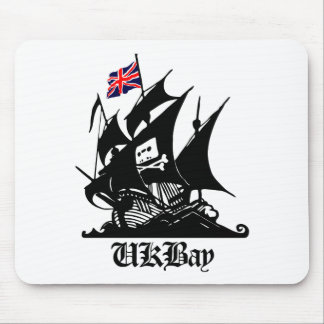 Official UKBay Supporters Merch Mouse Pad