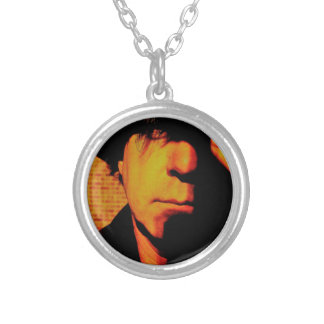 OFFICIAL WayneRayChavis Souvieniers Silver Plated Necklace