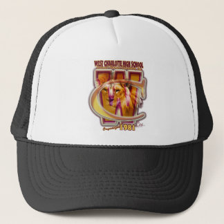 OFFICIAL West Char Nat Alumni Association, LOGO Trucker Hat
