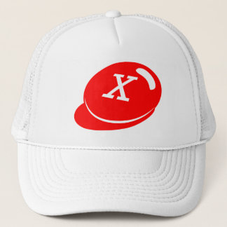 Official X-OUT (White Hat) Trucker Hat