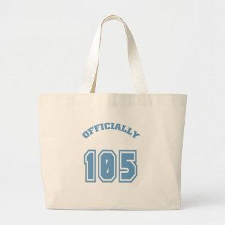 Officially 105 bag
