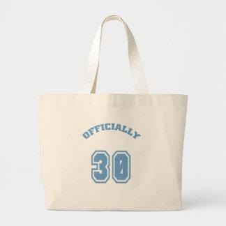 Officially 30 bag